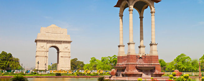 Delhi India Gate, India Tourism