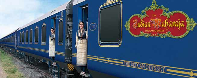 Indian Maharaja Express Tour