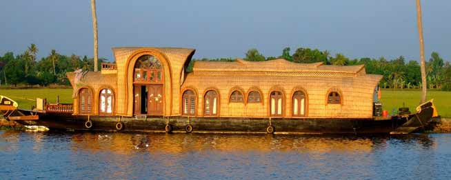Exotic Kerala Houseboats Tour Packages