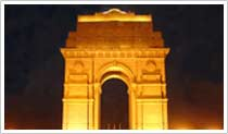 India Gate , Delhi